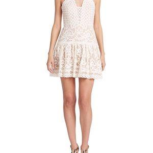 BCBG Maxazria Carlita Halter Dress Size 10